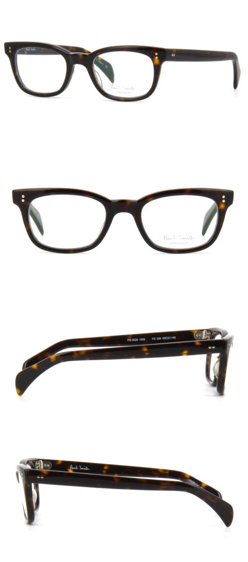 Authentic PAUL SMITH PS-294 PM8029 - 1009 Eyeglasses Havana Oak *NEW ...
