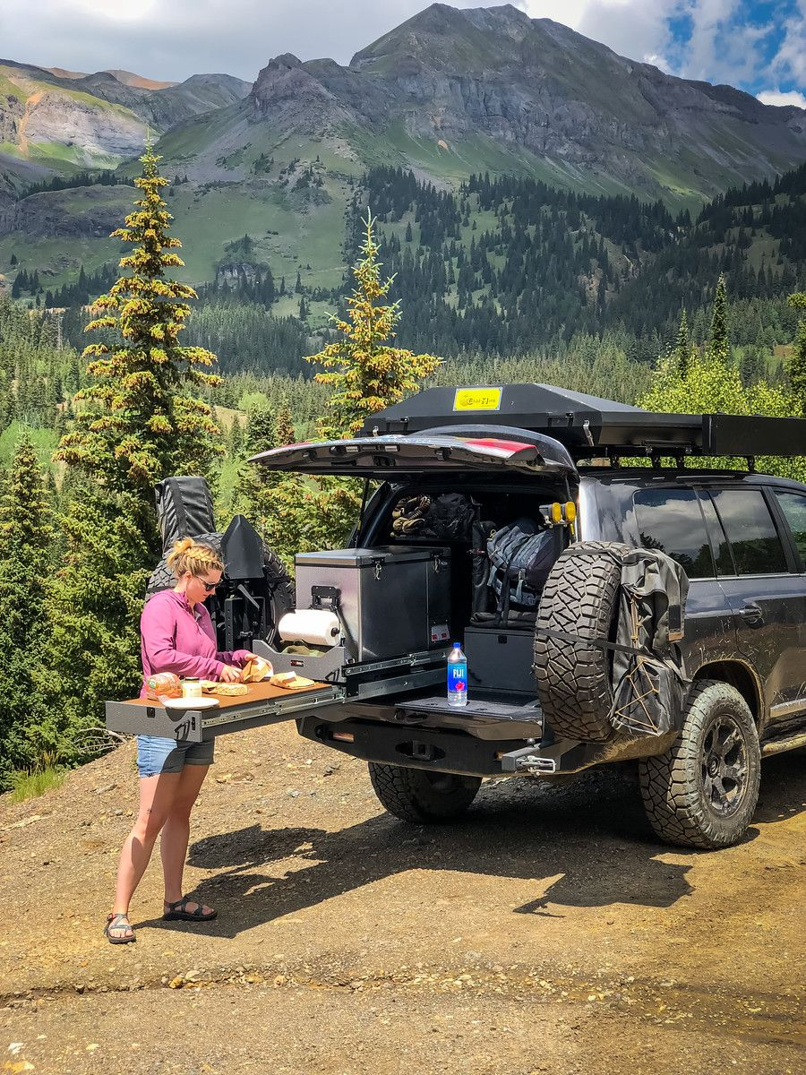 Pin By Irene On Suburban Goodies Honda Pilot Expedition Camper Conversion
