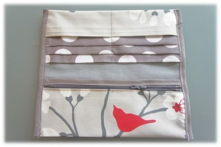 Tr s joli tuto pour r aliser un porte monnaie en tissus couture couture porte tutoriel de - Porte monnaie en tissu ...