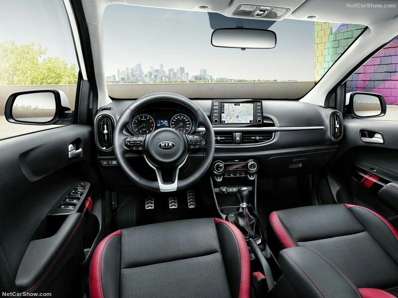 Interior Design 2017 All New Picanto