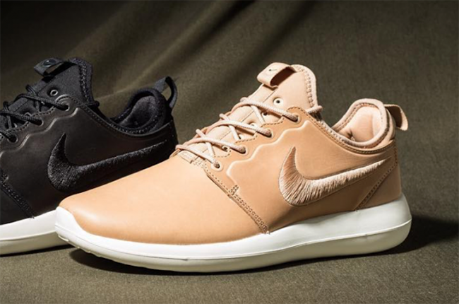 size 40 a0fdf b9699 http   SneakersCartel.com Two Colorways of the NikeLab Roshe Two Premium Are
