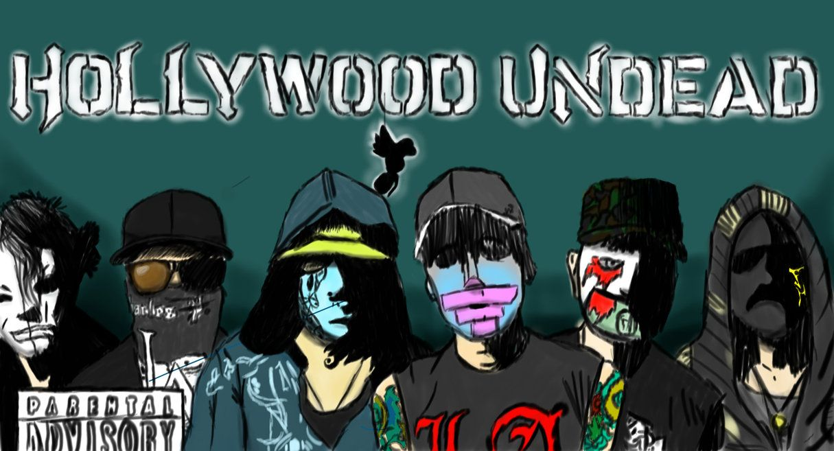 hollywood undead cover art www