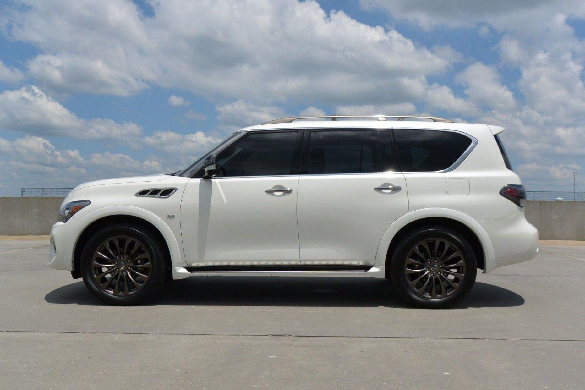 2021 Infiniti Qx80 Suv Exterior Suv Models Infinity Suv Lexus Suv