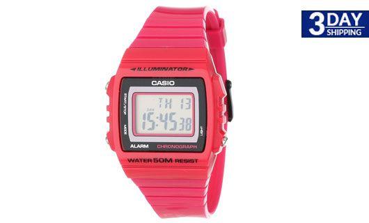 Get 41% #discount on Casio Pink Resin Watch #onlinedeals #cashcashpinoy