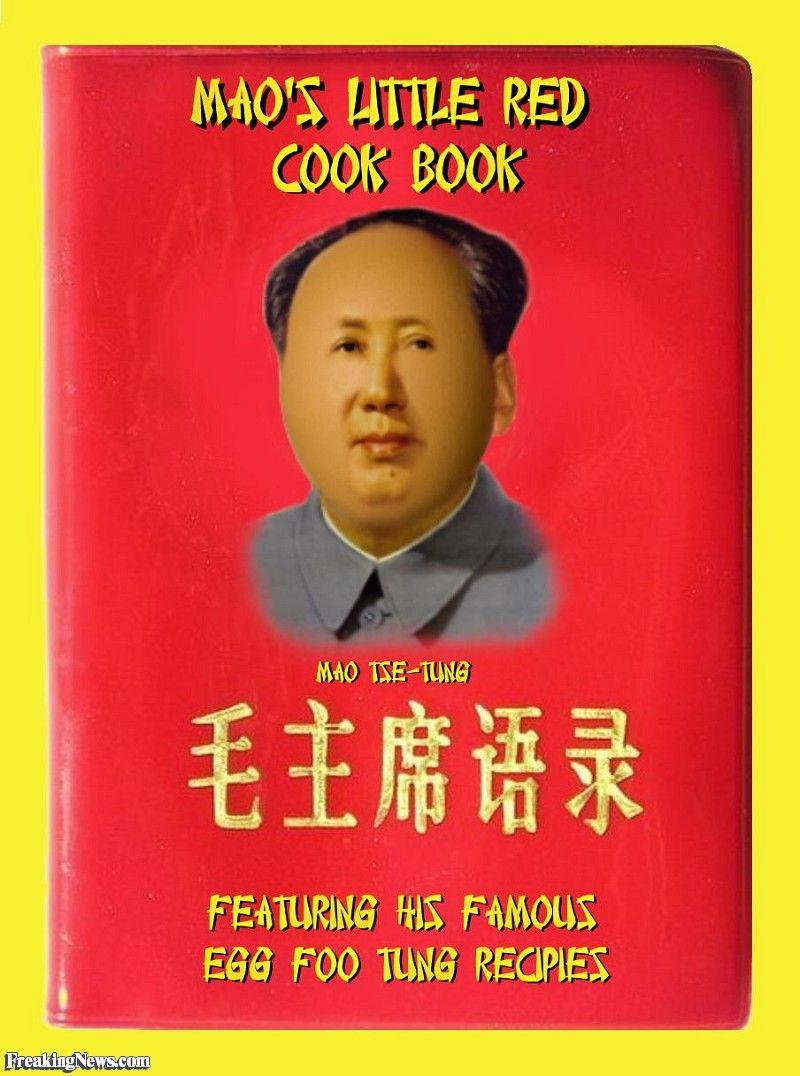 Memes Mao, Cook Book