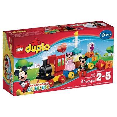 Lego Duplo Mickey Minnie Birthday 10597 Lego Duplo Mickey Birthday Lego Disney