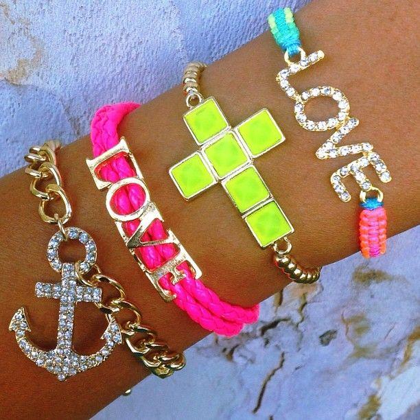 Neon Arm Candy ☻ ⇜•ṄεΦЙ❉€яᗛƶΣ•⇝
