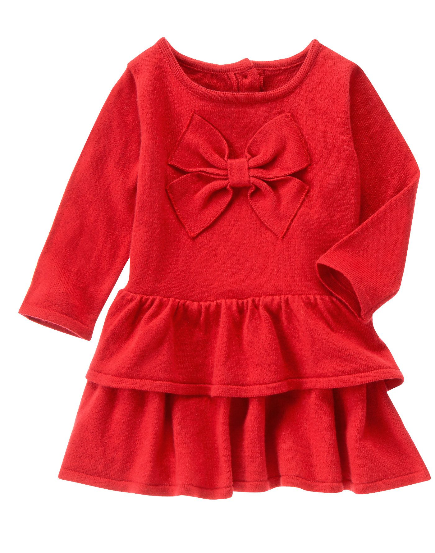 04c8a6234f24 Gymboree 0-3mos to 24mos  18.50 Bow Sweater Dress