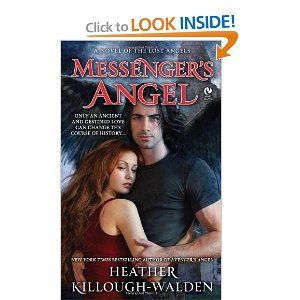 Messenger's Angel: A Novel of the Lost Angels