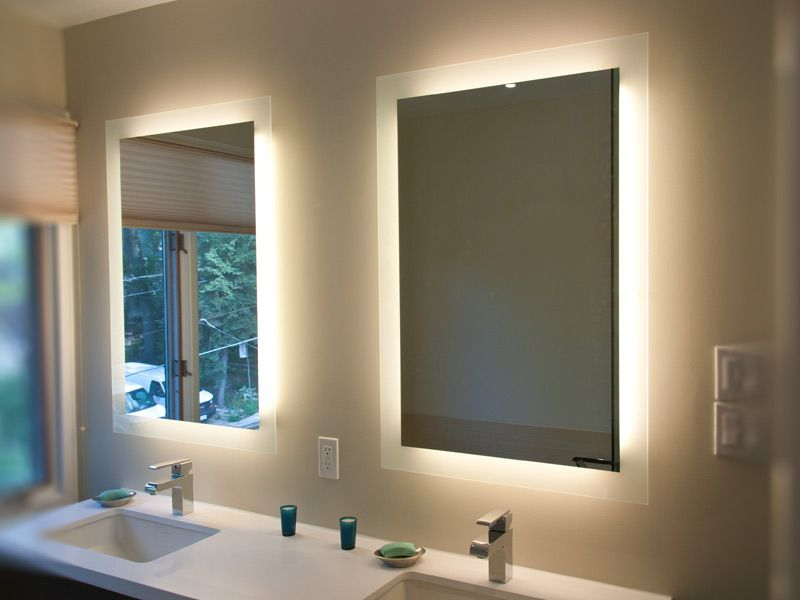 find this pin and more on backlit mirrors mirror tv bathroom mirrors ideas - Bathroom Mirrors Design