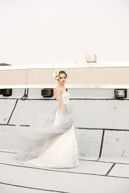 Dye wedding dress after wedding  Fashion Shoot from Elizabeth Dye Hayley Sheldon  Belathee