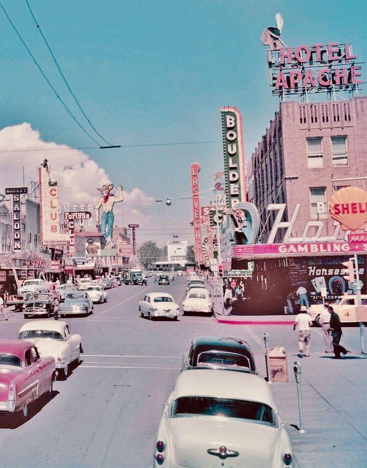 Vintage Las Vegas Aesthetic vintage