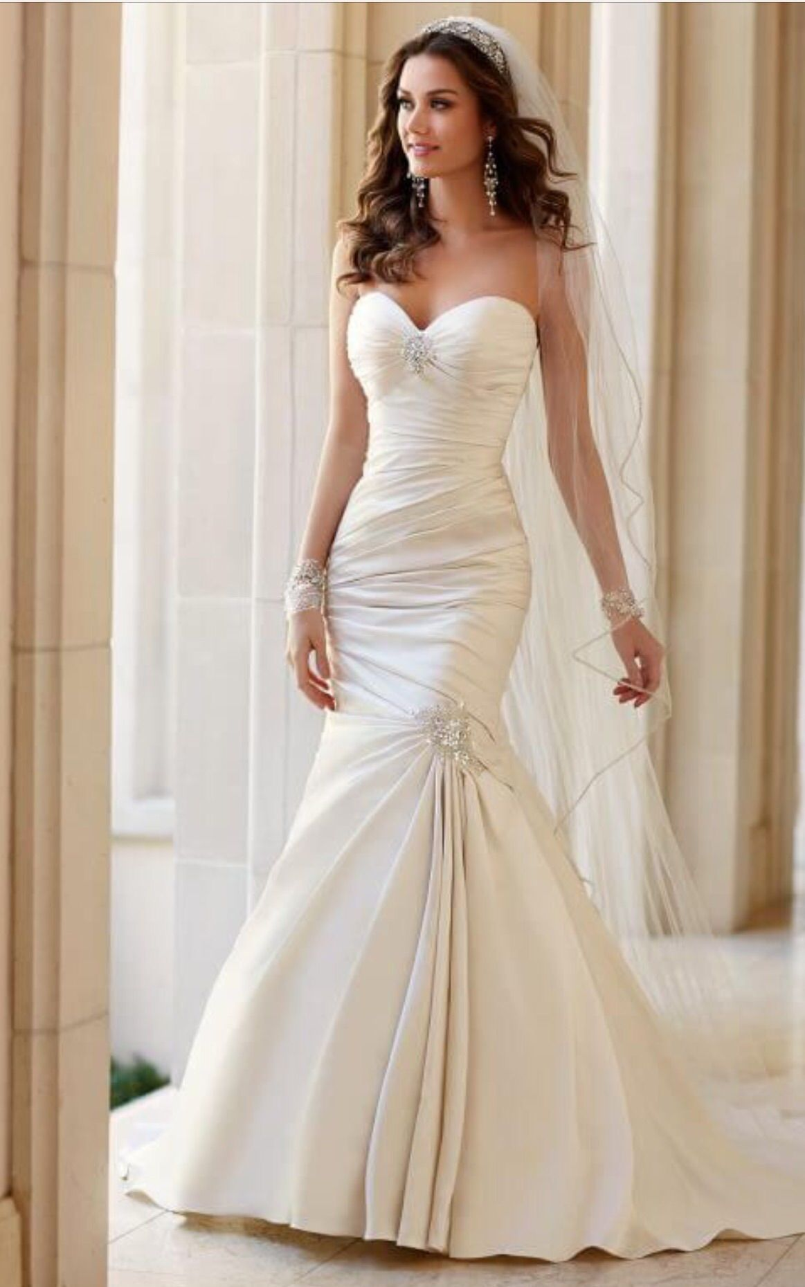 Love truly bridal gowns in pinterest bridal gowns