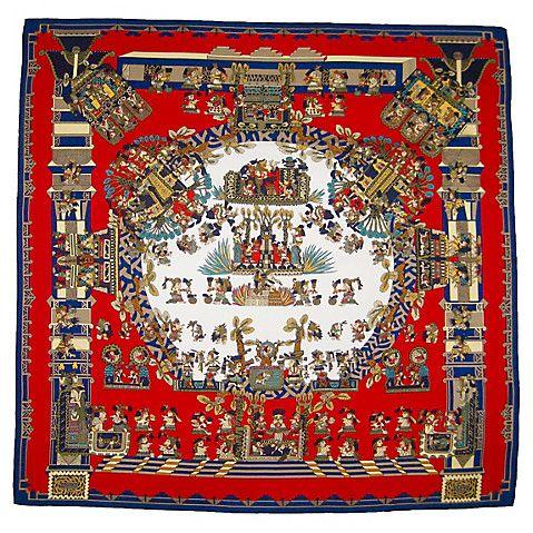 add33d6b0208 Hermés Astres et Soleils Scarf - The Emporium Ltd.   Scarves and Bag