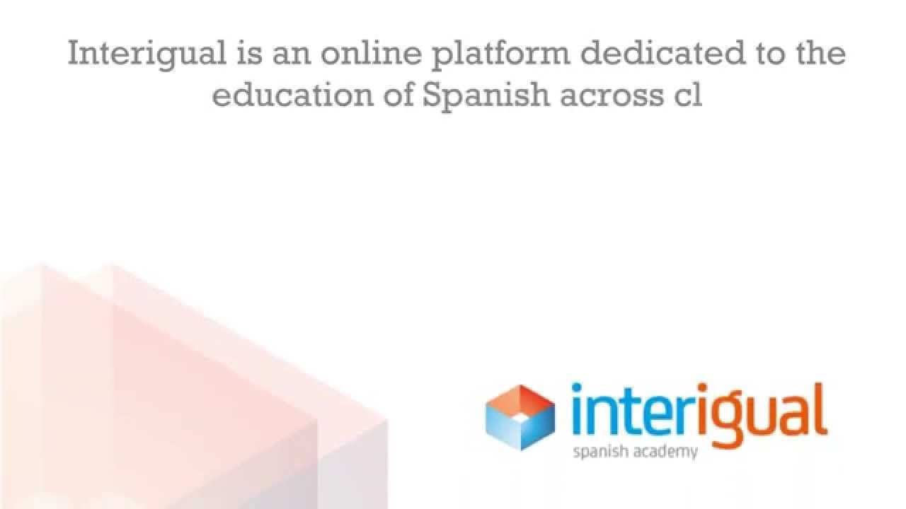 Do you want know us? Learn spanish online with native teachers
