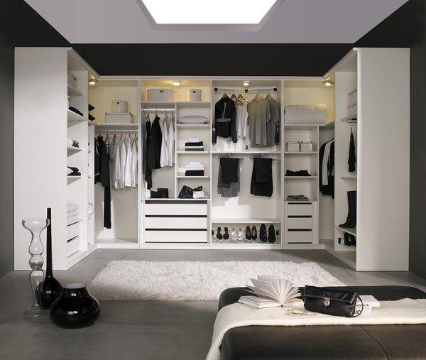 Ideas para distribuir un vestidor | El rincón de Sonia | Puestas De ...