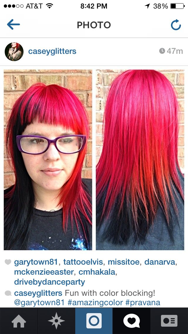 My Own Long Hair Hairstylist Casey Heatherly In Richmond Va At
