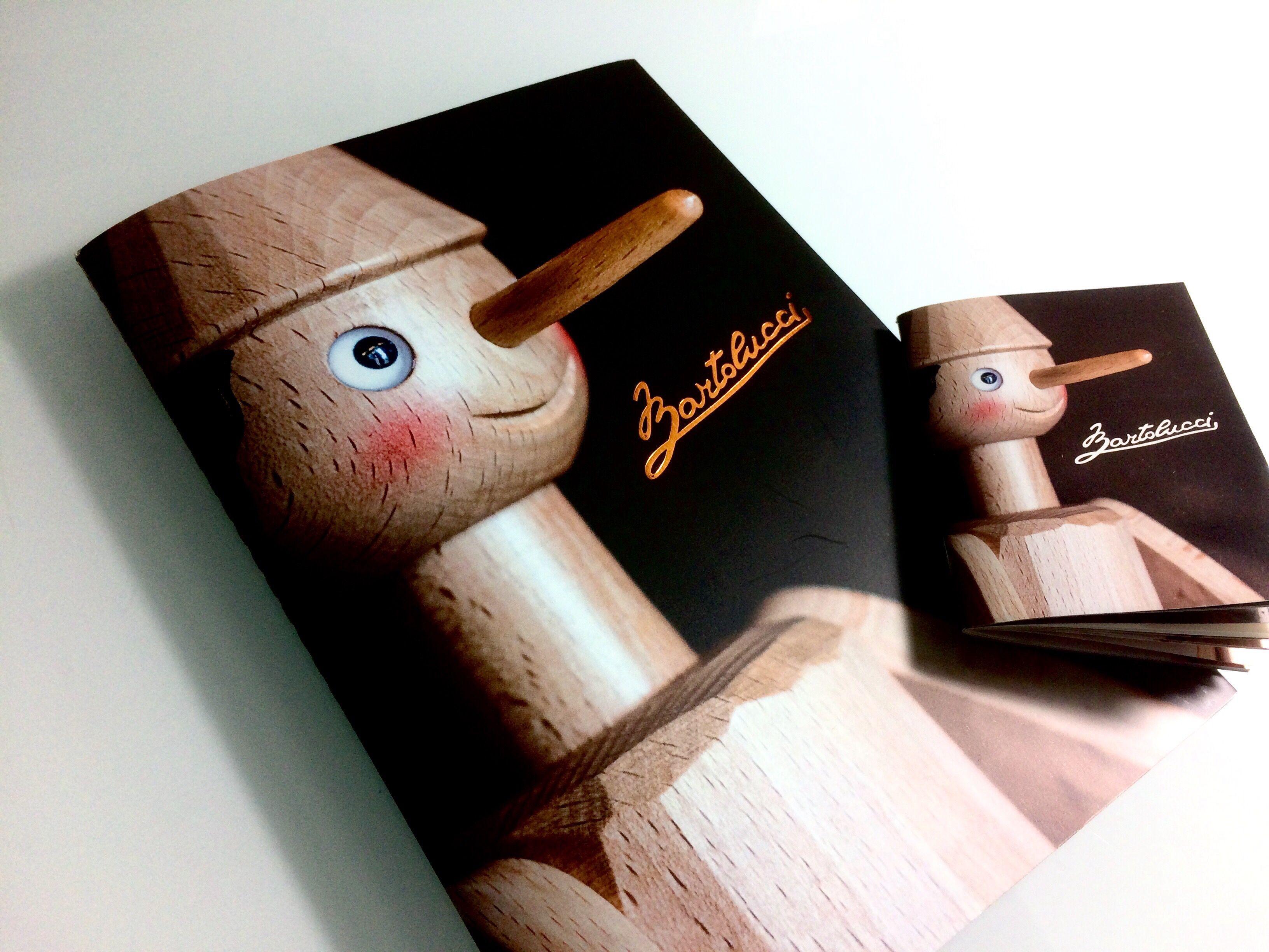 #nerodeco per @bartolucci_official #catalog #2017 #project #wood #bartolucci #italy #pinocchio #fedrigoni #tatami