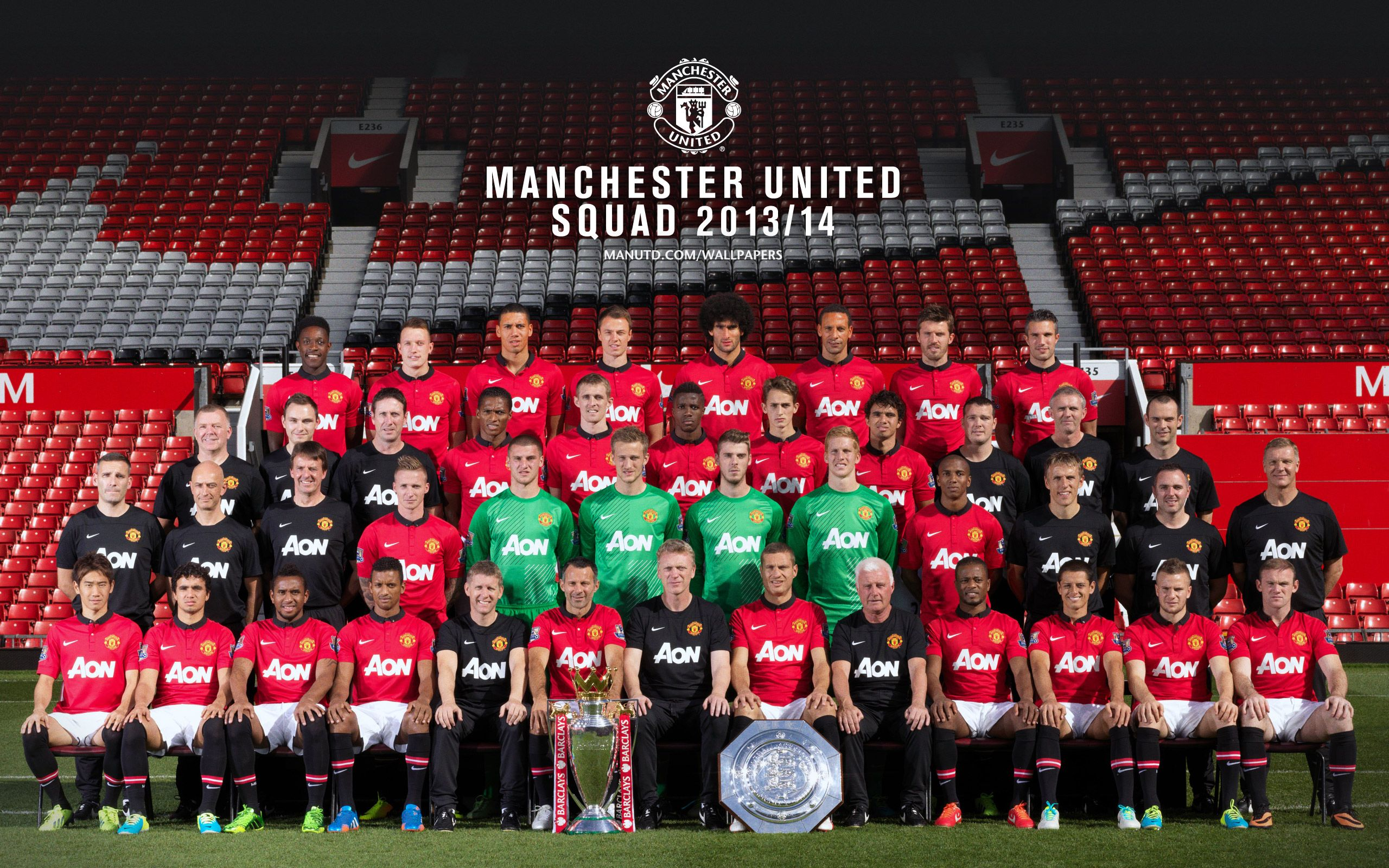 Manchester United squad photo  Manchester United FC