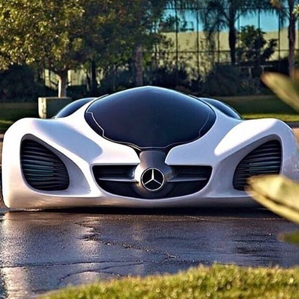 Mercedes Benz Biome, Future Concept Cars