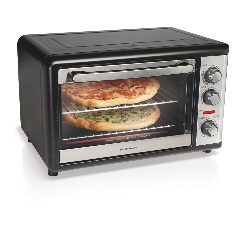 Hamilton Beach Xl Convection Oven With Rotisserie Walmart Com