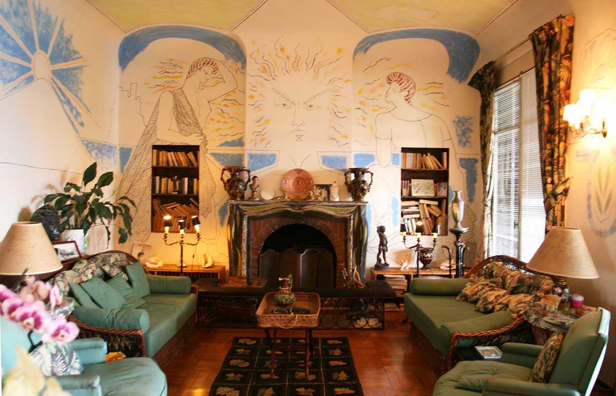 9a7cbbf7447 Villa Santo Sospir - Living Room