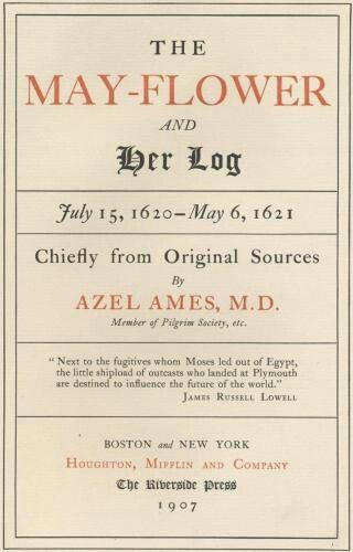 the mayflower ship s log book fourth saga of the sails pinterest