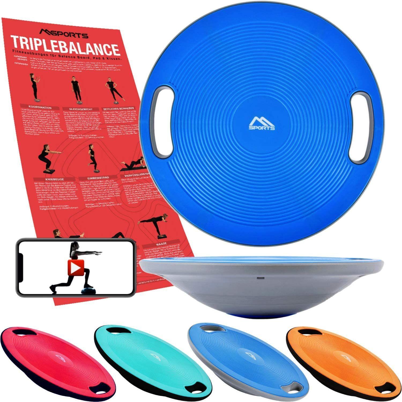Therapie RollerBone Balance Board Physio Reha Kreisel und Wackelbrett Training