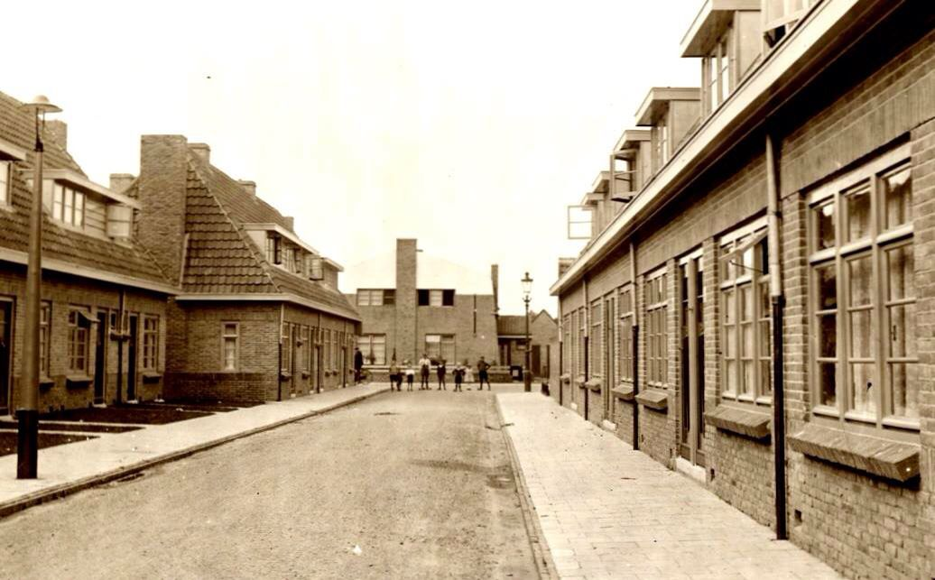 Coulombstraat Hilversum