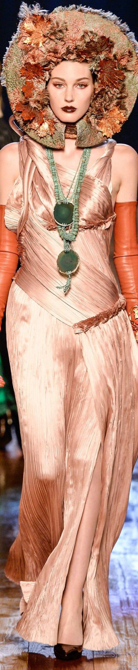 COUTURE  JEAN PAUL GAULTIER  FALL-WINTER 2016-2017