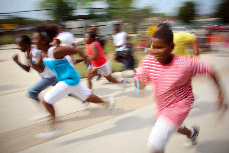 Children S Fitness