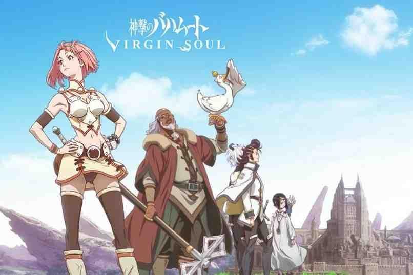 Anime Shingeki No Bahamut Virgin Soul Subtitle Indonesia Batch
