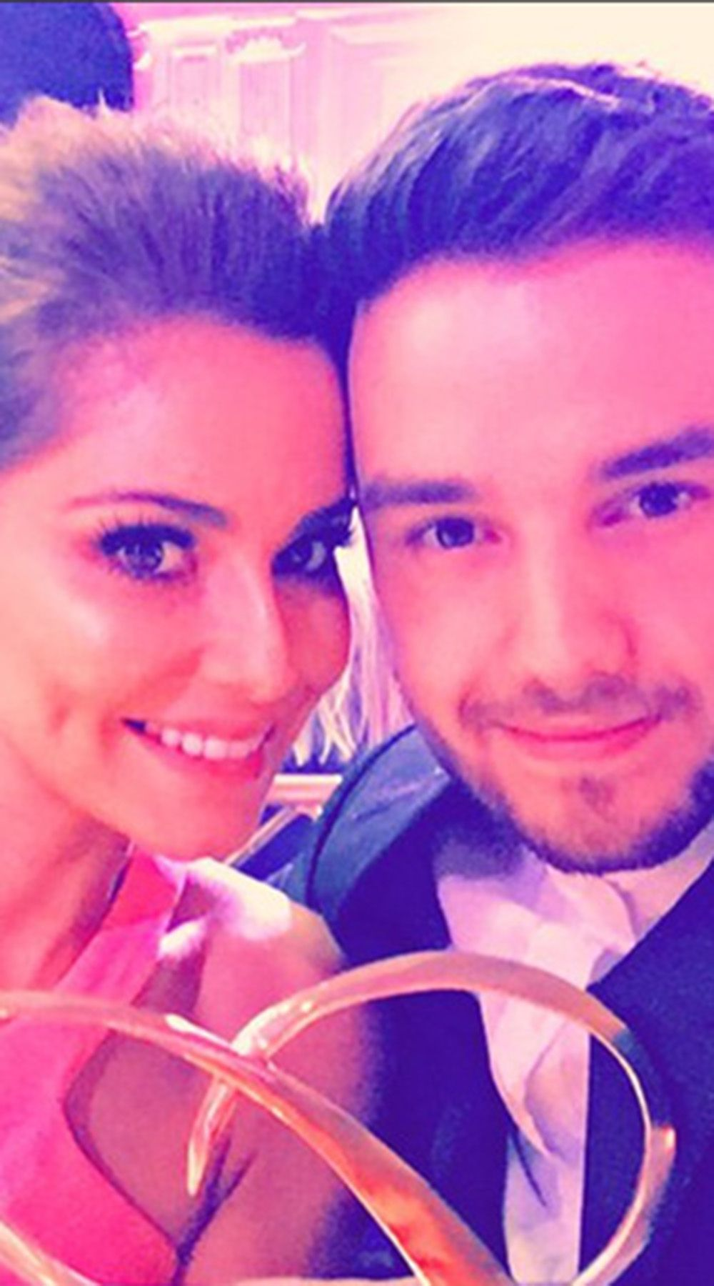 OMG. It's the Cheryl and Liam Payne baby news we've *all* been waiting for...