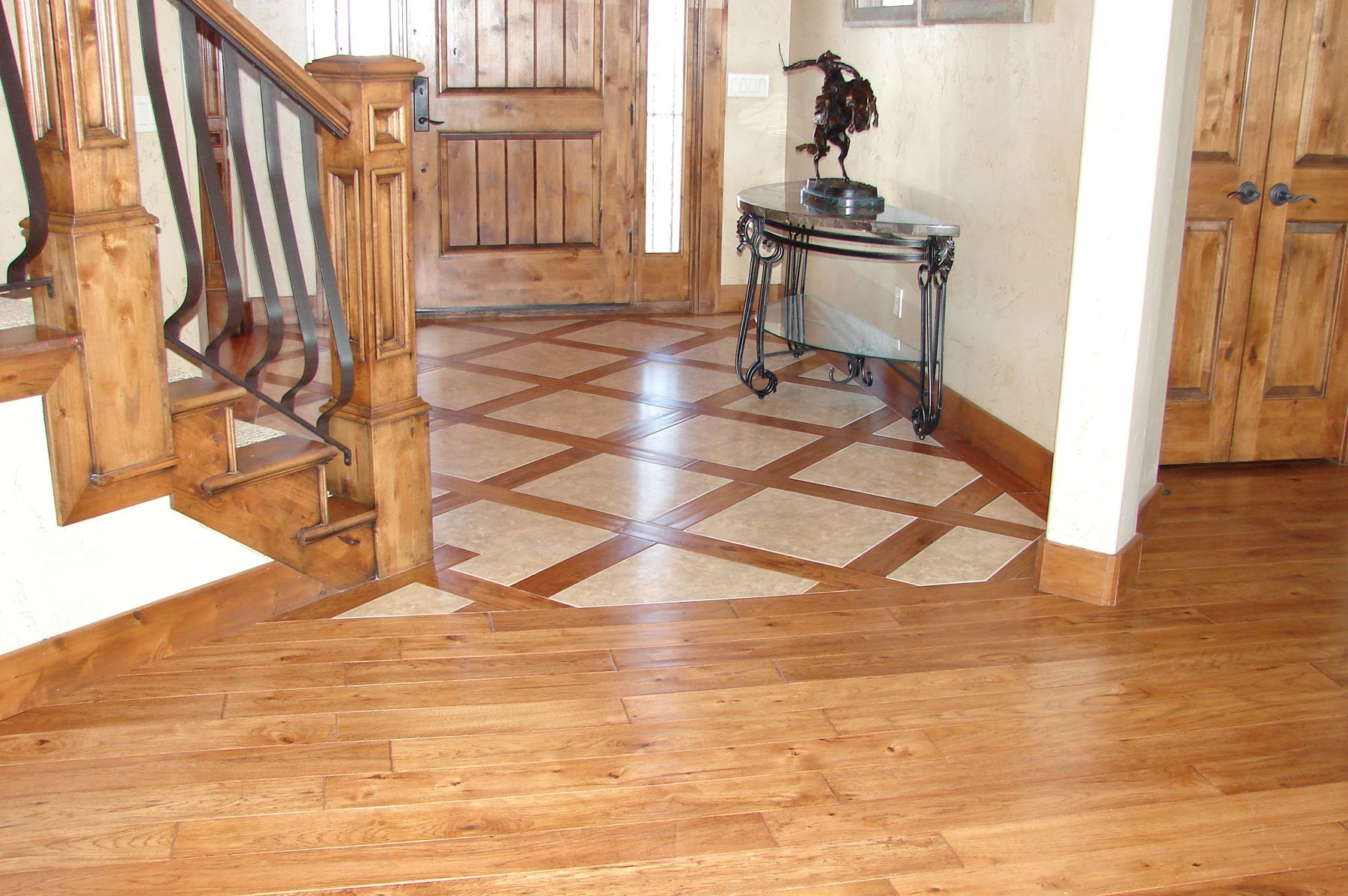 Hardwood Tile Flooring Pictures Carsons Custom Hardwood Floors