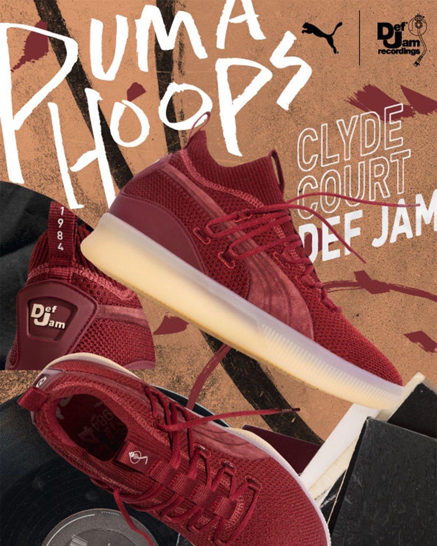 Def Jam x Puma Clyde Court Disrupt