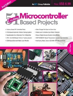 Electronics Projects - Microcontroller 51 Based Projects, 2nd ...