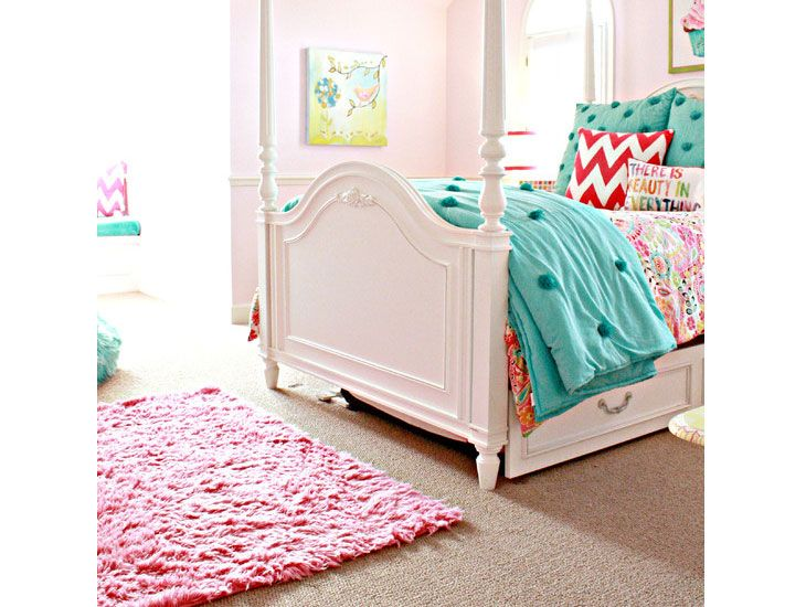 24 Gorgeous Diys For Your Teenage Girl'S Bedroom | Room Ideas
