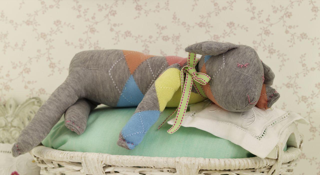 Coudre un doudou de mouton doudou mouton doudou et mouton - Taux d humidite dans une chambre de bebe ...