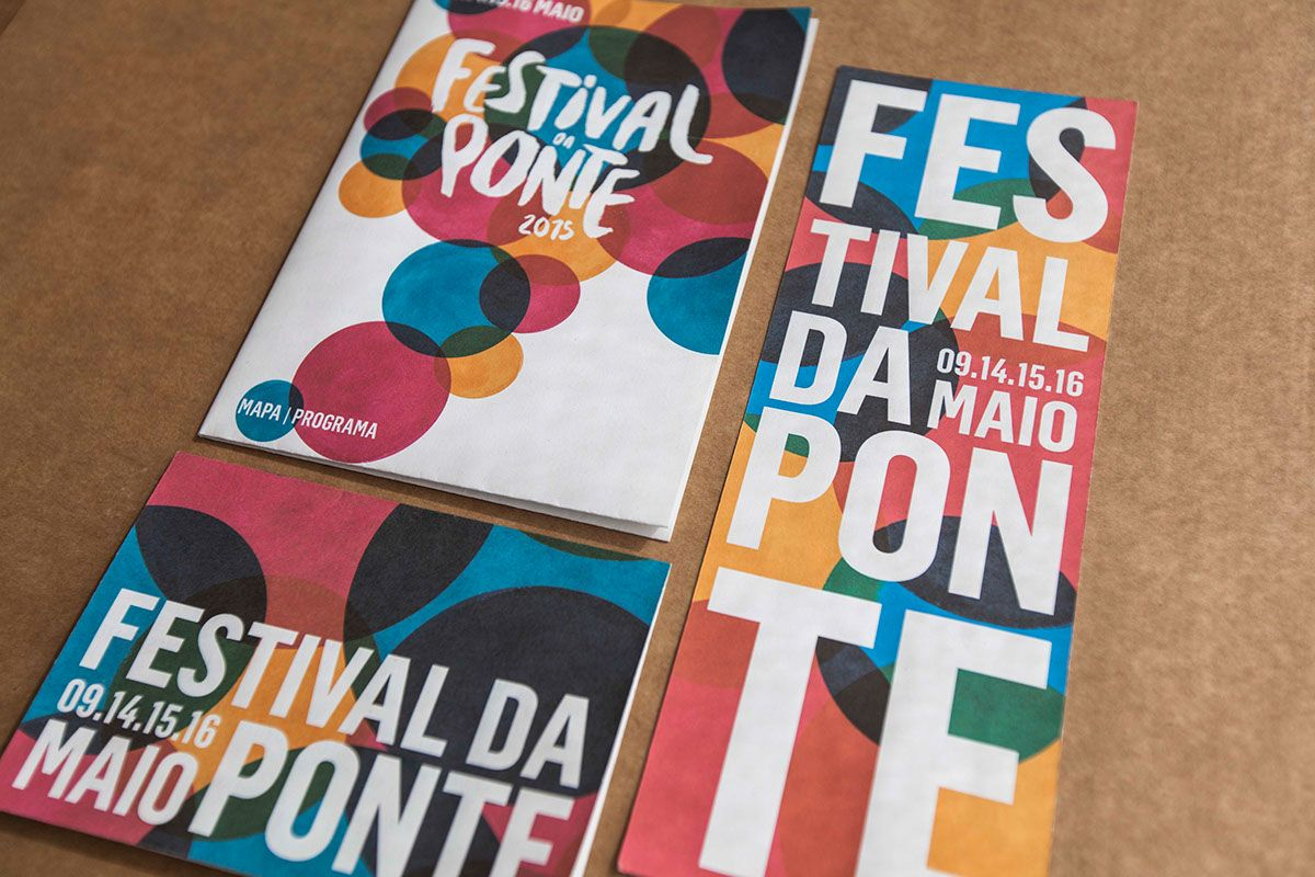 Identity | Bridge Festival on Behance