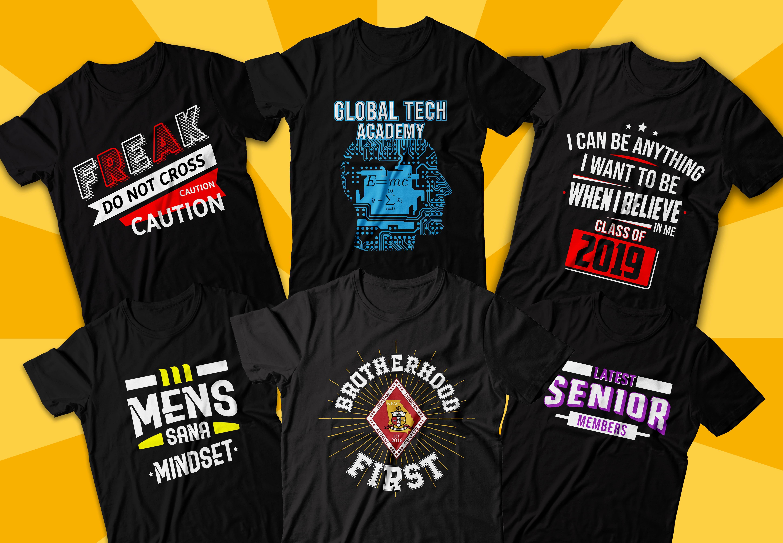Multi Tdesigner I Will Design Typography T Shirt Design In Quick Time For 5 On Fiverr Com Typography Tshirt Tshirt Designs Typography Design