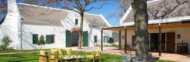 Weingut La Motte Franschhoek Valley Sudafrika Sudafrika Kapstadt Sudafrika Und Weingut
