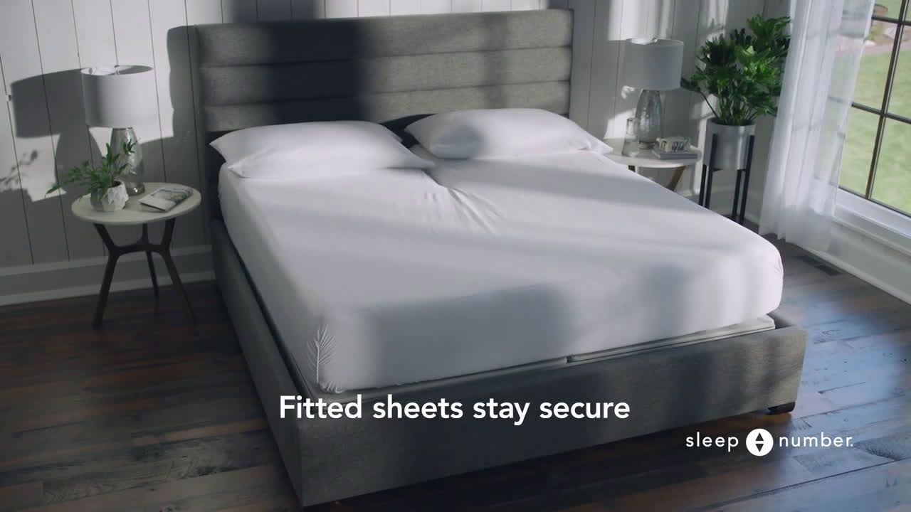 Video Sleep Number Sleep Number Sheet Features Tv Commercial 2019