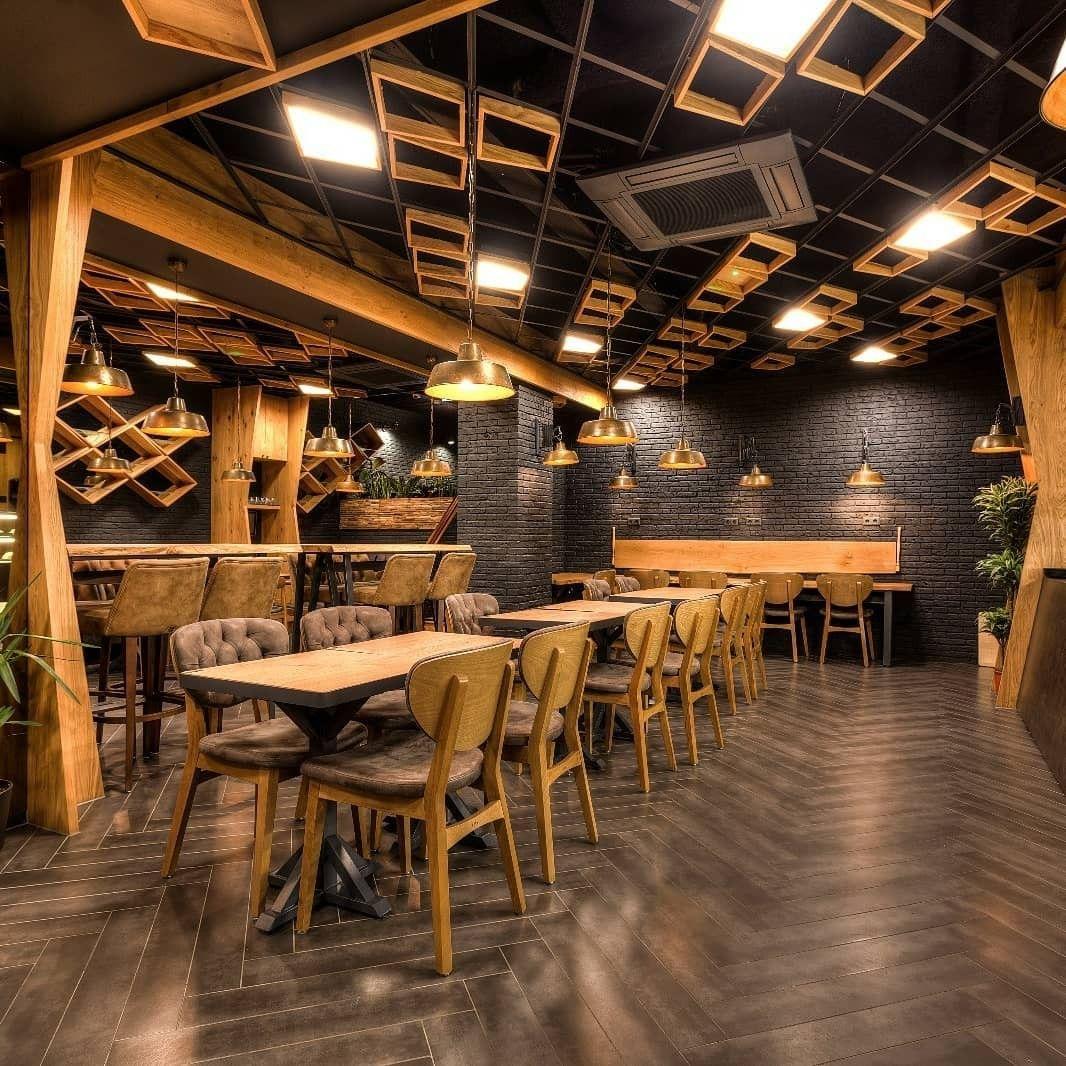 ديكور مطاعم ومقاهي ومحلات تجارية فاخرة في إسطنبول Home Home Decor Conference Room