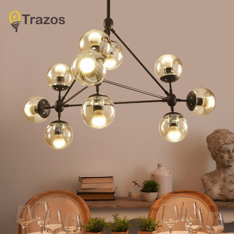 Check Discount Modern Glass Modo Pendant Light Nordic Dining Room Kitchen Designer Hanging Lamps Avize
