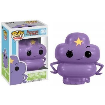 Your favorite overly confident princess of Lumpy Space from Adventure Time with Finn and Jake has been given the Pop. Vinyl treatment with the Adventure Time Lumpy Space Princess Pop. Vinyl Figure. Standing 3 3/4-Inch tall, the bratty and attention seeking LSP looks true to form with her arms at her lumps and that signature smirk on her face. #funko #adventuretime #lumpy #princess #cartoon #figure #collectible $9.99