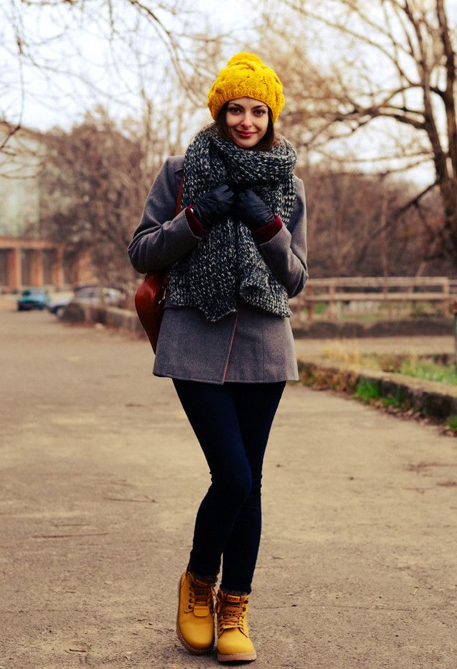 22 Cute Outfits To Wear With Timberland Boots For Girls | Outfit | Pinterest | Timberland ...