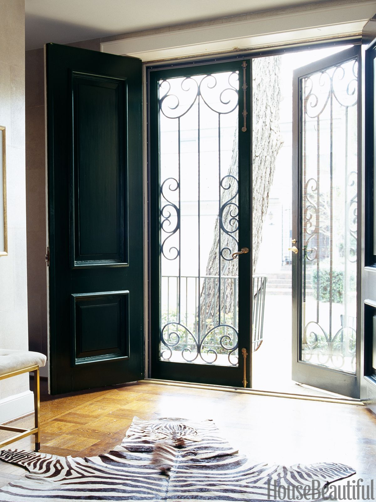 What Color Should I Paint My Front Door the prettiest colors to paint your front door | front doors, green