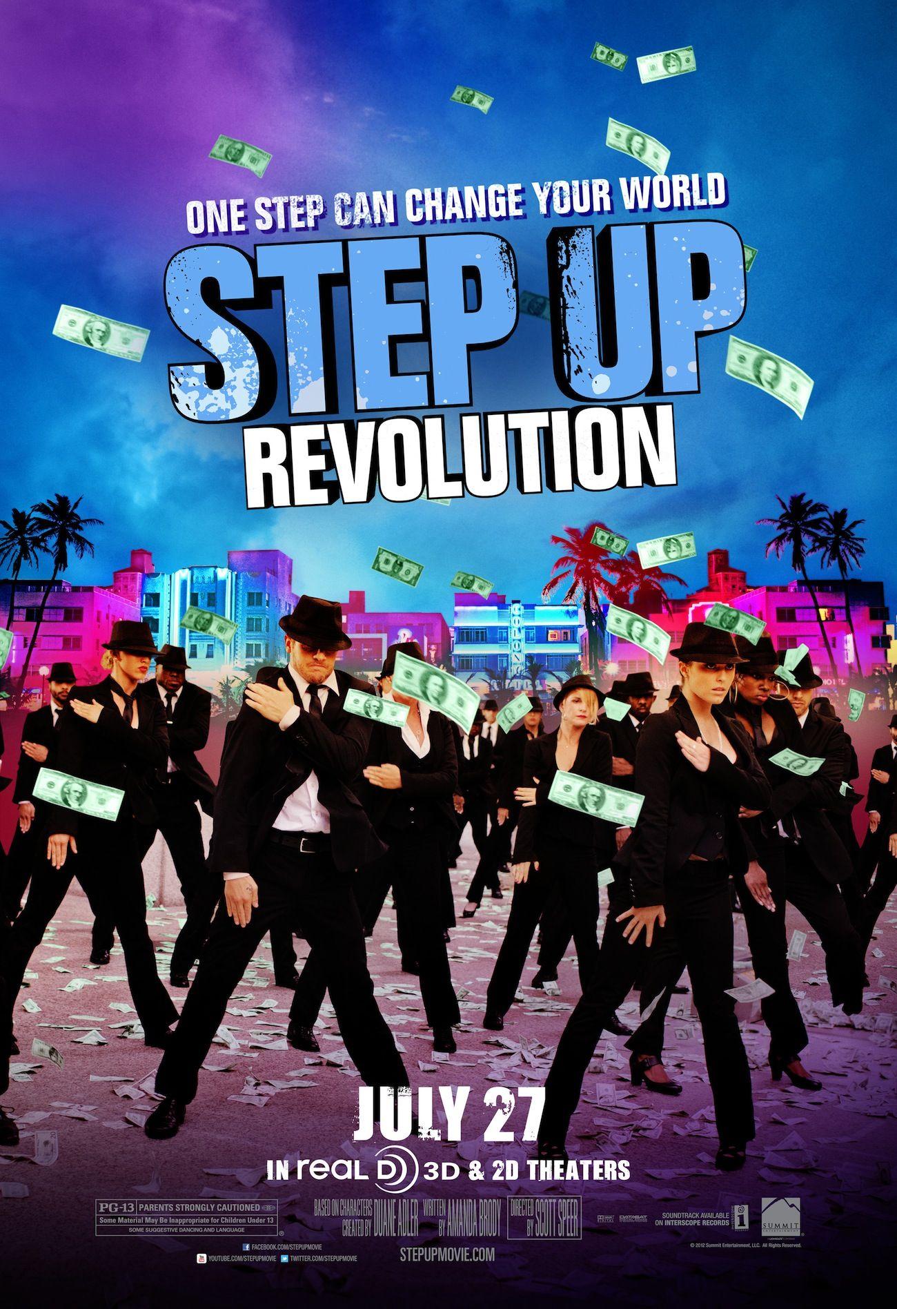 Step Up Revolution 2012 Step Up Movies Step Up Revolution Step Up Dance