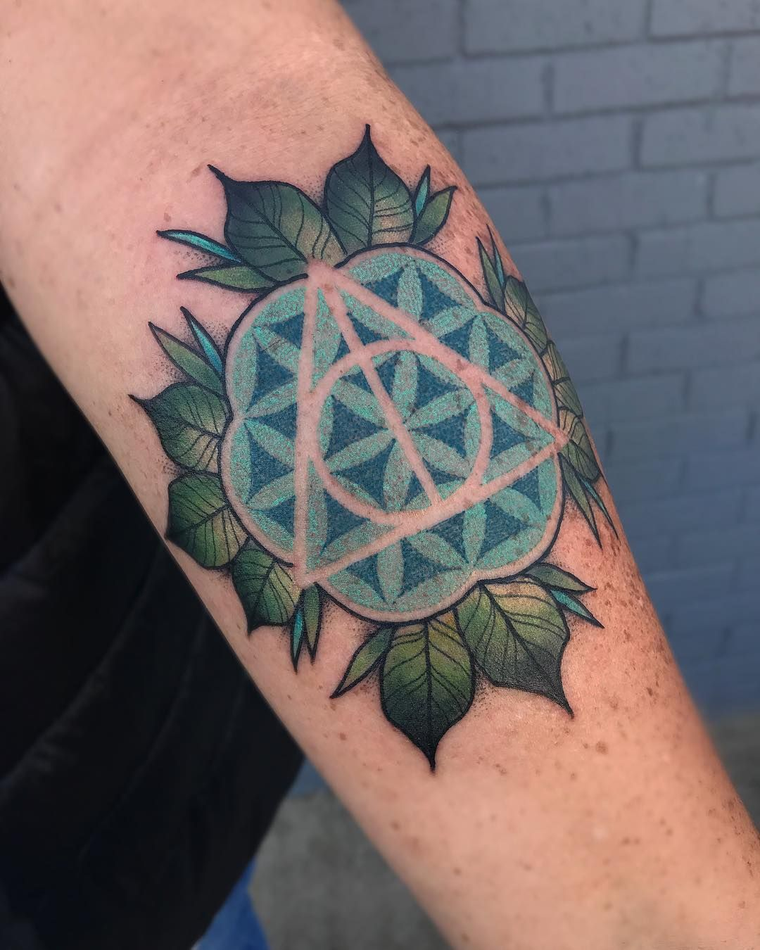 fake fusion tattoo ink