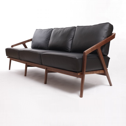 3 Seater Upholstered Sofa Katakana Collection By Dare Studio Amazing Design